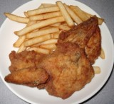 I'll Eat My Fried Chicken WithPride